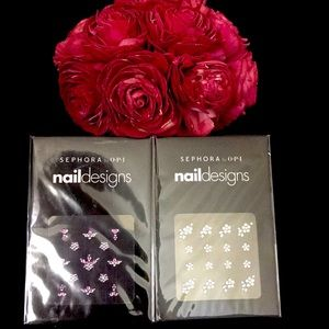 Mixed Lot SEPHORA by OPI Nail Embellishment Design
